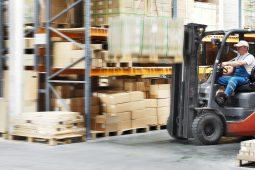 warehousing-forklift